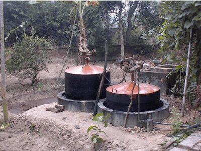 Gobar Gas Plant