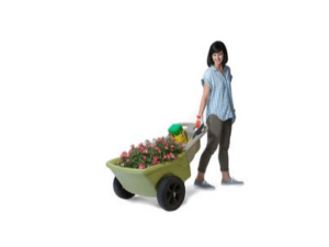 Haul Plastic Wheelbarrow