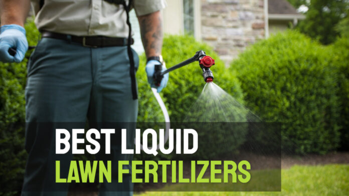 Best liquid lawn fertilizers