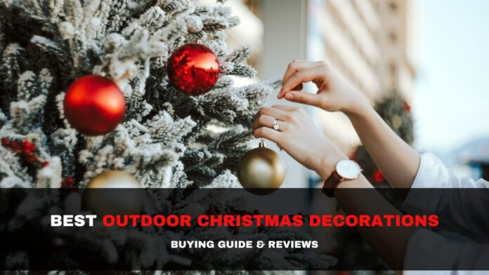 Christmas Outdoor Decorations 2021 Best Outdoor Christmas Decorations 2021 Buying Guide