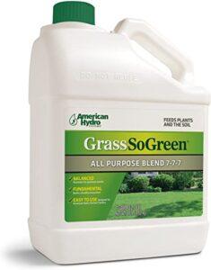 Grass So Green 7-7-7 F4G Liquid Fertilizer
