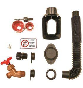 EarthMinded DIY Rain Barrel Diverter and Parts Kit