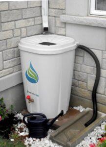 Enviro World EWC FreeGarden Rain Barrel