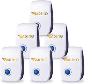 GADINO Ultrasonic Pest Repellent