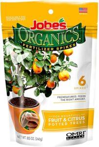 Jobe's Organics 09224 Fruit & Citrus Fertilizer