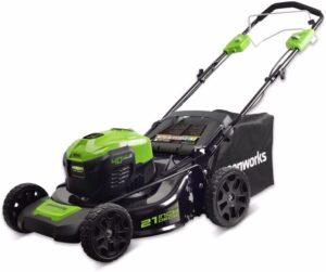 Greenworks 40V Self-Propelled Cordless Lawn Mower