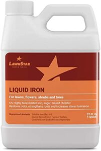 LawnStar Chelated Liquid Iron