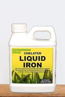 Southern Ag 01952 Chelated Liquid Iron