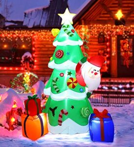 Outdoor Inflatable Christmas Tree
